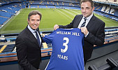 William Hill signe un partenariat de trois ans pour paris sportifs avec le club de football Chelsea PR Newswire  LONDRES, August 5, 2016
