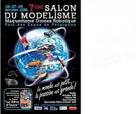 Salon du modelisme perpignan 2016 - Salon du taf perpignan ...