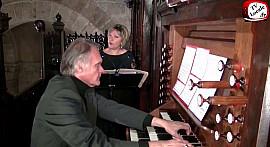 Pibrac: concert orgue et voix du duo Voce Humana