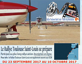Rallye Toulouse Saint-Louis du Sénégal  #adventure #rallye #aerien #aviation #toulouse #TvLocale-fr