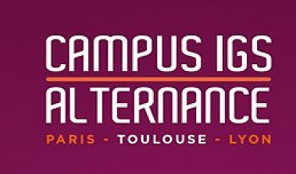 CAMPUS IGS ALTERNANCE TOULOUSE
