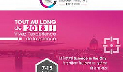 le festival Science in the City #toulouse #aeroscopia #occitanie #tvlocale.fr