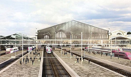 LocalInfo.fr: Smart City La gare connectée un atout important au territoire de demain: