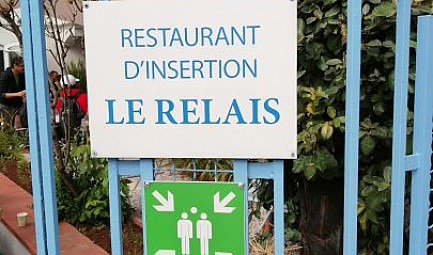 Le Restaurant d'insertion Le RELAIS fête ses 55 ANS. TOULOUSE.