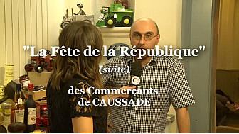 Les Commerçants de Caussade innovent avec des soirées Privées avec leurs clients