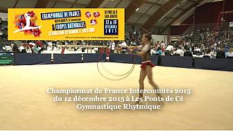 Podium GR Equipe Intercomités National 2015: l'Alsace Médaille d'OR @ffgymnastique #Alsace #TvLocale_fr