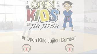 JuJitsu Combat à Castelsarrasin (82) le 1er Open Kids JuJitsu Combat organisé par plusieurs clubs d'Occitanie dont Toulouse Judo