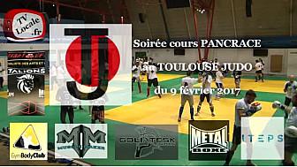 Cours de Pancrace au Toulouse Judo avec Igor Mora-Camino double Champion d'Europe en Pankido et Valentin Bonneau Ju Jitsu Fighting