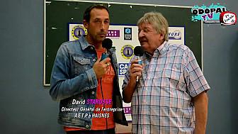 ITW David STAROSSE d'A.E.T.P. - 3ème Journée Futsal Division 1 - Béthune - 30/09/2017