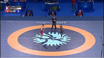 le niçois Zelimkhan KHADJIEV manque la médaille de Bronze aux Championnat du monde de Lutte