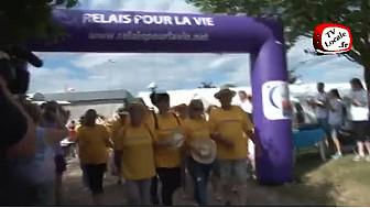 #RPLV67 : un formidable succès rempli d'émotions pour la 10 ème édition du Relais® pour la vie @laliguecancer