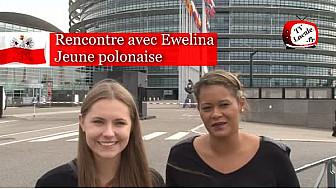 TvLocale Strasbourg à la rencontre d'Ewelina : une jeune polonaise à Strasbourg