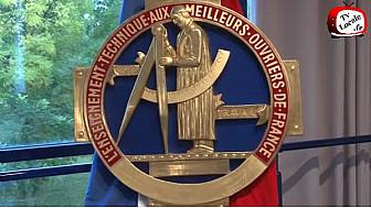 La Chambre de Métiers Alsace met à l'honneur les Meilleurs Ouvriers de France #MOF 2015