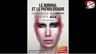 Le 6ème forum de bioéthique a pour thème cette année Le normal et le pathologique. Didier Sicard, médecin, aborde le problème des directives anticipées @TvLocale_fr