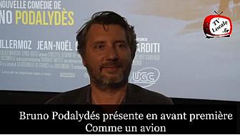 ' Comme un avion ' de #Brunopodalydes un film plein de charme