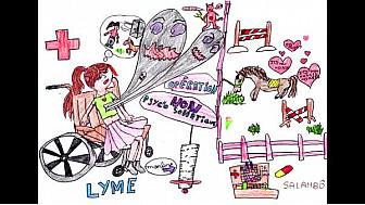 Maladie de Lyme : forte mobilisation des malades @lymaction1