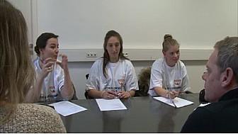 Education : Une épreuve citoyenne pour les lycéennes de Ste-Marie de Nevers à #Toulouse #Bac2016