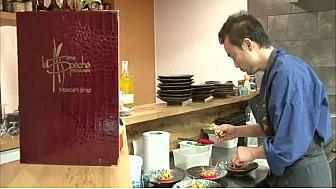 #Gastronomie : Portrait du Chef Masashi LIJIMA - Restaurant 'Le 5ème péché' à Collioure
