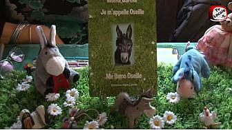 Hélène MARCHE 'Je m'appelle Oseille. Me llamo Oseille.'  Ed. Hors Limite