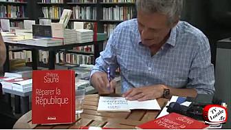 Philippe Saurel 'Réparer la République' Manifeste pour faire de la politique autrement  @editionsprivat @saurel2014 #TvCitoyenne #TvLocale_fr