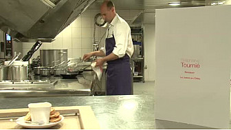 #Gastronomie : Stéphane TOURNIE, un Chef étoilé authentique - Restaurant Les Jardins de l'Opéra