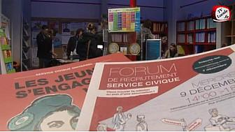 Service Civique : Le CRIJ et le Mouvement Associatif s'engagent... @crijtoulouse @MouvementAssoMP @TvLocale_fr