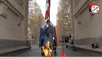 #Toulouse : 97ème Anniversaire de l'Armistice du 11 Novembre 1918 - Hommage à tous ceux qui sont morts pour la France #TvLocale_fr