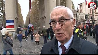 #Toulouse : Entretien avec Martin MALVY Président de la Région @midipyrenees, à l'occasion du #11novembre