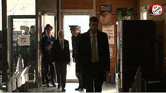 #Sécurité : Bernard Cazeneuve, Ministre de l'Intérieur à Toulouse pour saluer le travail des forces de l'ordre #Terrorisme  @Place_Beauvau