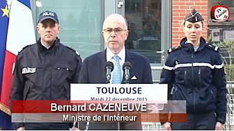 Discours de Bernard Cazeneuve, Ministre de l'Intérieur @Place_Beauvau #Terrorisme #Securite