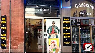 Toulouse : Librairie Bédéciné - Spécialiste BD, Comics VO & VF, Manga et Littératures de L'Imaginaire