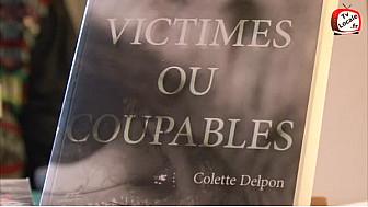 Colette DELPON, 'Victimes ou Coupables' aux Ed. Edilivre