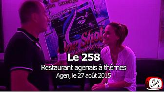 Soirées salsa au restaurant «le 258» à Agen.