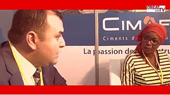 SIA 2016: Entretien avec le Directeur de CIMAF Béton