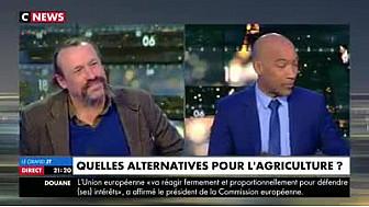 Benoît Biteau sur C NEWS : quelles alternatives pour l'agriculture ?
