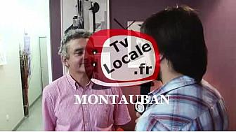 Interview de Vincent Calas, président du Lions Club Montauban Ingres-Quercy