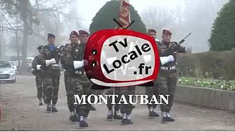 Montauban - Le 97e anniversaire de l'Armistice, un devoir de mémoire.