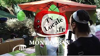 Foire Bio, Présentation de l'association 'Lyme Sans Frontières' #TvLocale_Fr