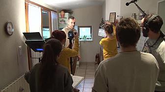 ' Je suis le message' un court métrage réalisé par Bruna Lefèvre dans le cadre du Nikon Film Festival