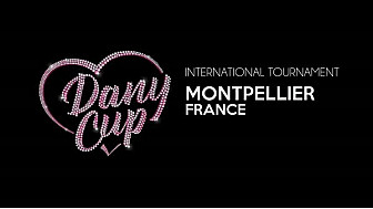 Tournoi International de Gymnastique Rythmique - DANY CUP