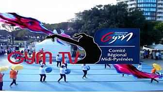 les Séniors Midi-Pyrénées participent au Festival Européen de Gymnastique le Golden Age