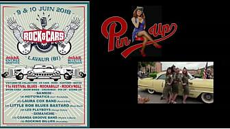 Festival ROCK'&'CARS à Lavaur (81)  juin 2018