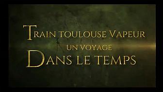 Train historique Vapeur de Toulouse à Cahors #trains #sncf #patrimoine #tourismeoccitanie #tvlocale.fr