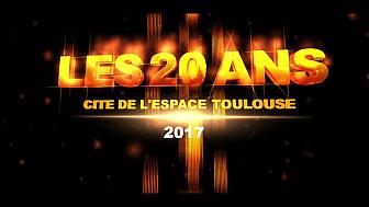 la cité de l'espace a 20 ans  @CiteEspace #Toulouse #spacial #TvLocale.fr