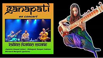 'Ganapati' portrait de musiciens #ganapati #indianmusic #artist #musicien #tvlocale.fr