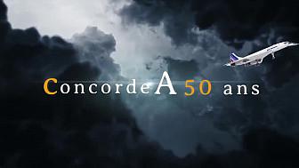 Concorde spécial anniversaire 50 ans #aviation #concorde #aéroscopia #tvlocale.fr