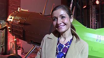Dorine Bourneton : le ciel pour danser #aviation @DorineB.Handivoltige #tvlocaler.fr #smartrezo