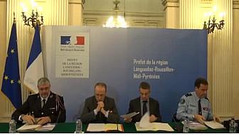 #Toulouse : La #Delinquance en baisse en 2015, mais hausse des #Cambriolages @tvlocale_fr @PrefetLRMP