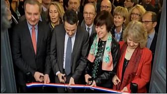 #Exclusif @tvlocale_fr : Inauguration de @Univ_Toulouse par @mandonthierry 'Il faut que les universités puissent décider par elle-même' @CaroleDelga @jlmoudenc