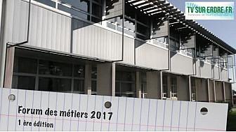 Le Forum des Métiers au Lycée Camille Claudel de Blain